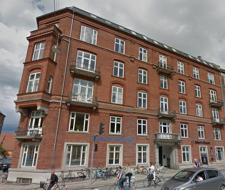 Psykolog praksis i København
